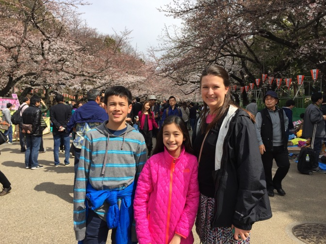 Ueno Park and Tokyo Imperial Palace (March 28, 2015 Recap)