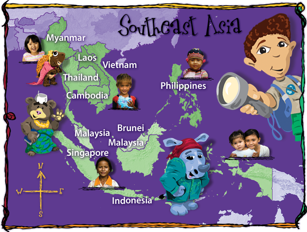 Planning for Southeast Asia