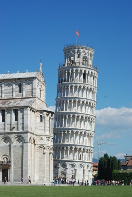 Torre di Pisa or Tower of Pisa (Pisa)