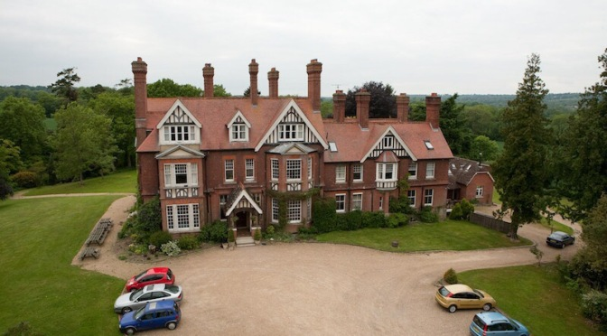 Holmsted Manor: The 40th Anniversary Day