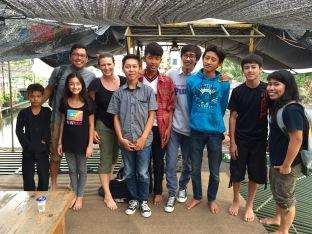 Friska and the Stasiun Teens