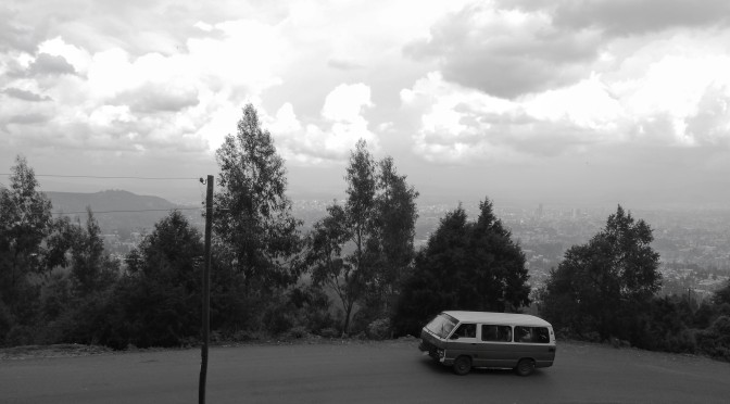 around addis!